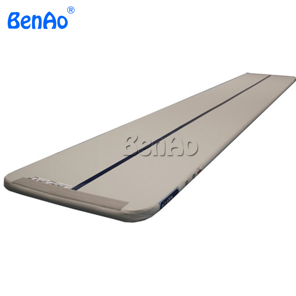 GA136 BenAo  Inflatable GYM Mat Home Air Floor Inflatable Tumbling Mat For Gymnastics