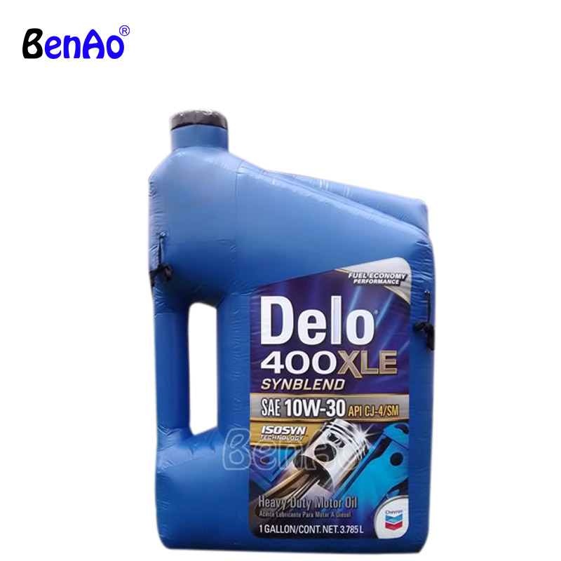 Z790 Hot Sale Advertising Replica Inflatable Engine Oil Bottle